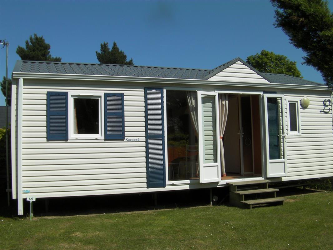 Mobil home 2 chambres camping 3 toiles sarzeau le tour du parc actualit - Panneau solaire mobil home ...
